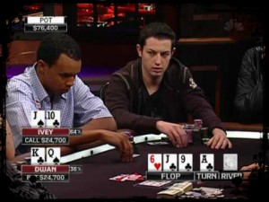 million dollar poker challenge